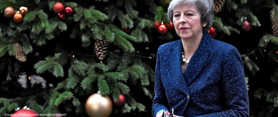 Theresa May's Unfinished Business