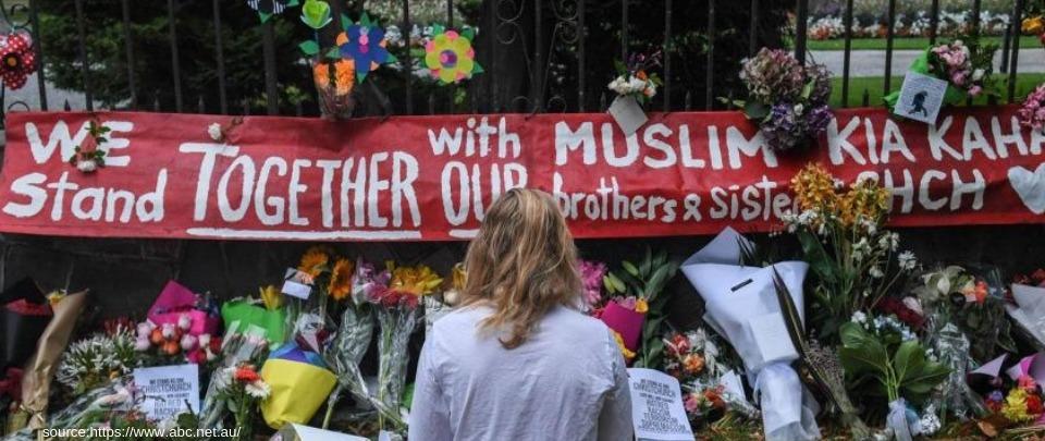 Christchurch - New Zealand's Darkest Day