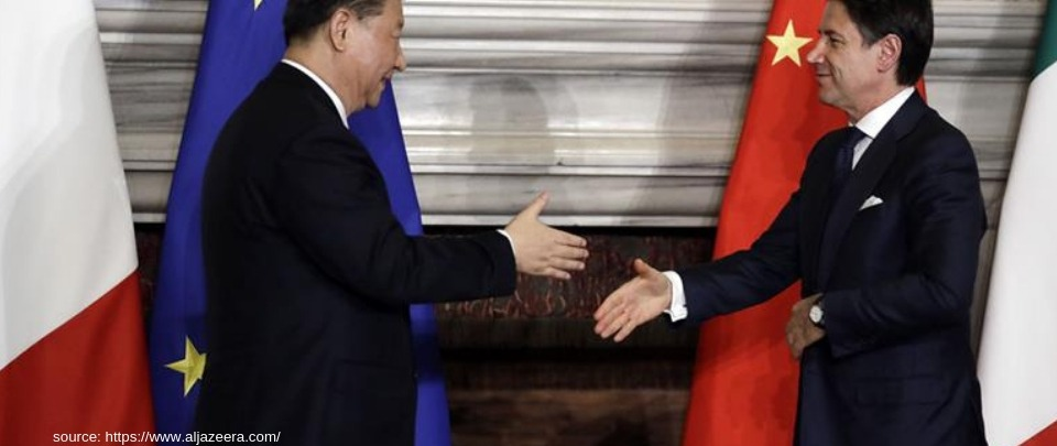 Italy Joins Belt Road Initiative