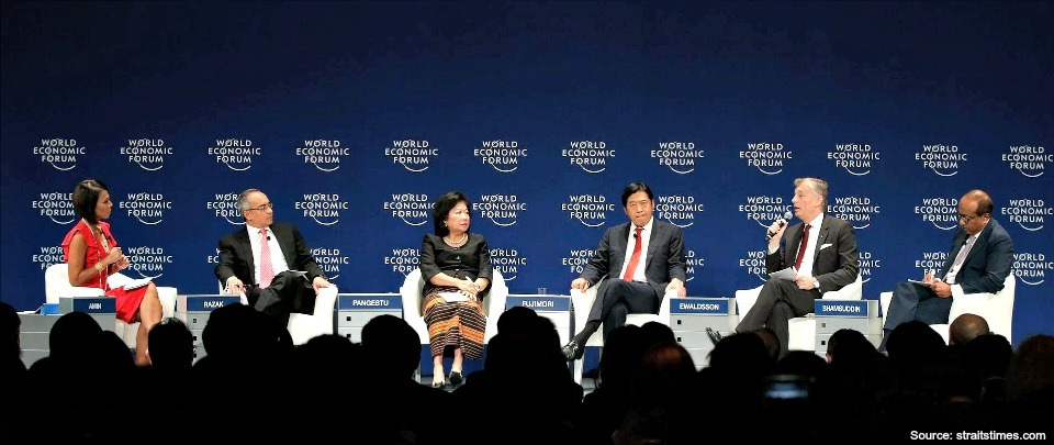 WEF on ASEAN - Opening