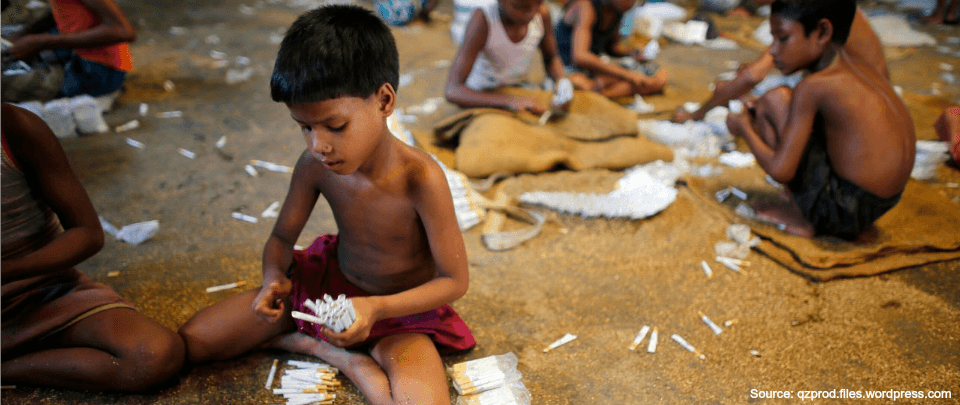 The State of Child Labour Today