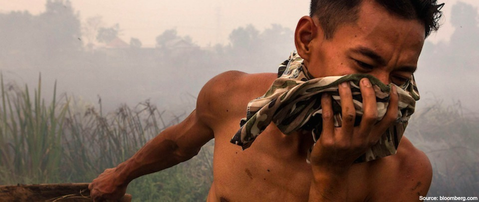 Indonesia - The Region's Dirty Boy