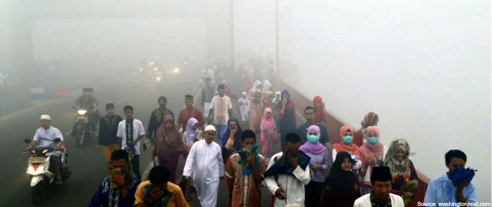 Indonesia's Haze Woes