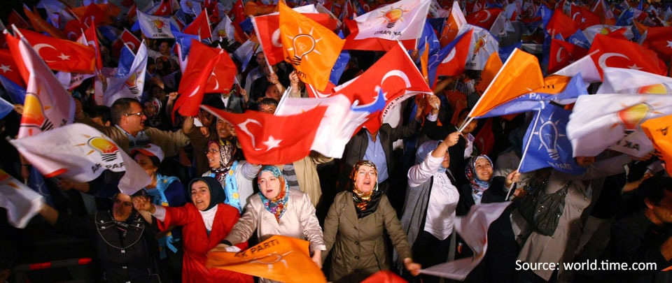 Turkish Elections -  Erdoğan's Folly?