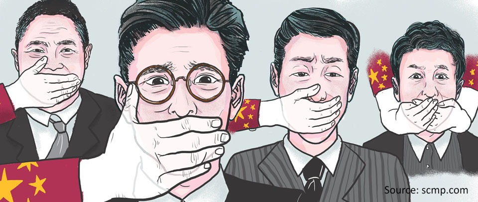 China's Disappearing Lawyers