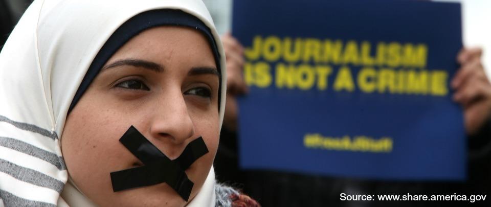 Real Journalism vs Fake News