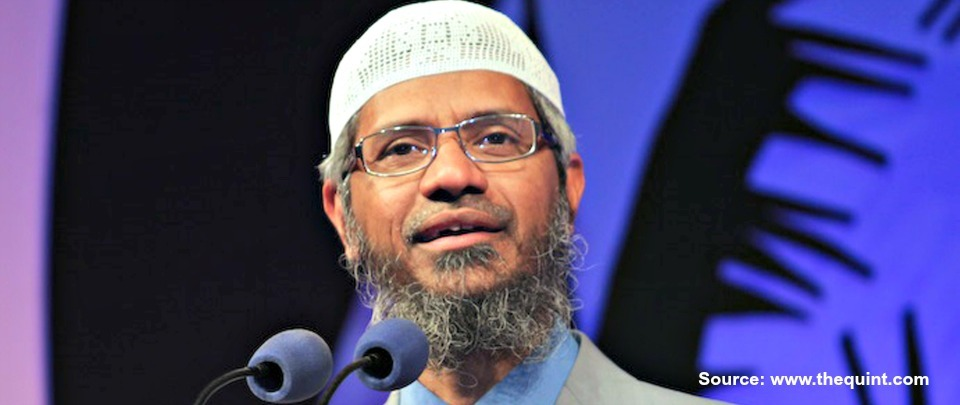Zakir Naik - Limiting Free Speech?