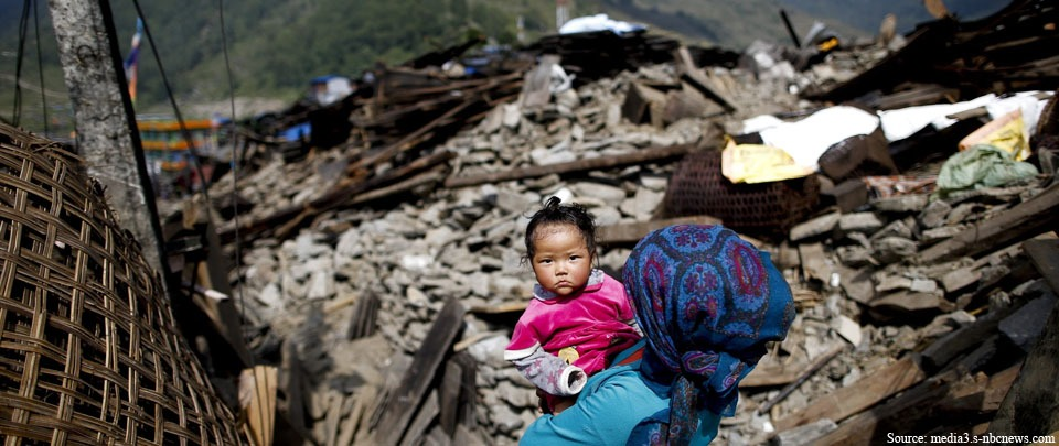Nepal Earthquake - Be Prepared?