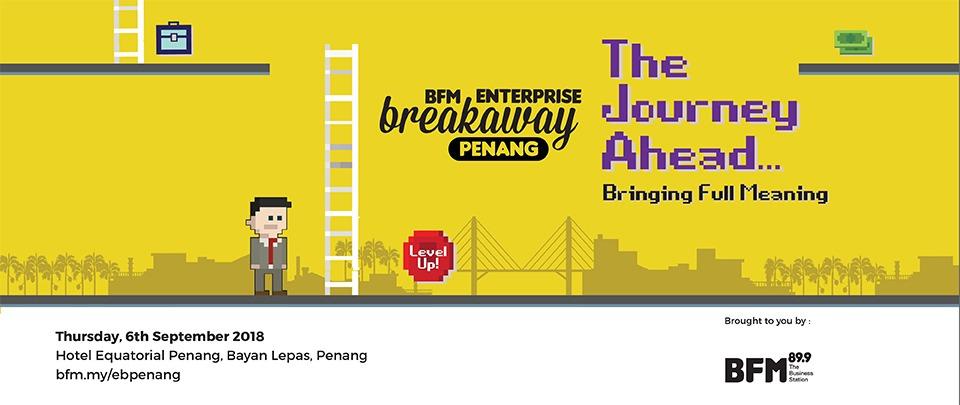 Enterprise Breakaway Penang 2018