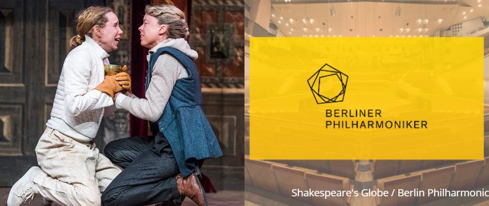 #stayathome with Hamlet & The Berlin Philharmonic
