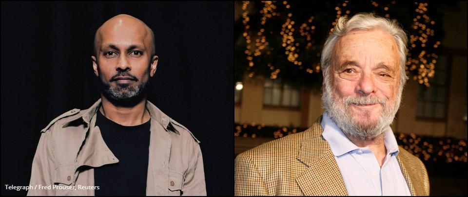 #stayathome with Akram Khan & Stephen Sondheim