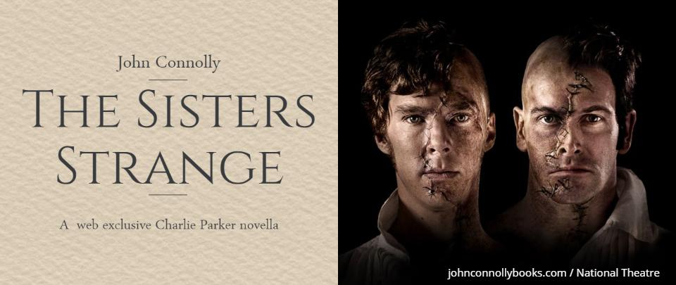 #stayathome with John Connolly & Frankenstein