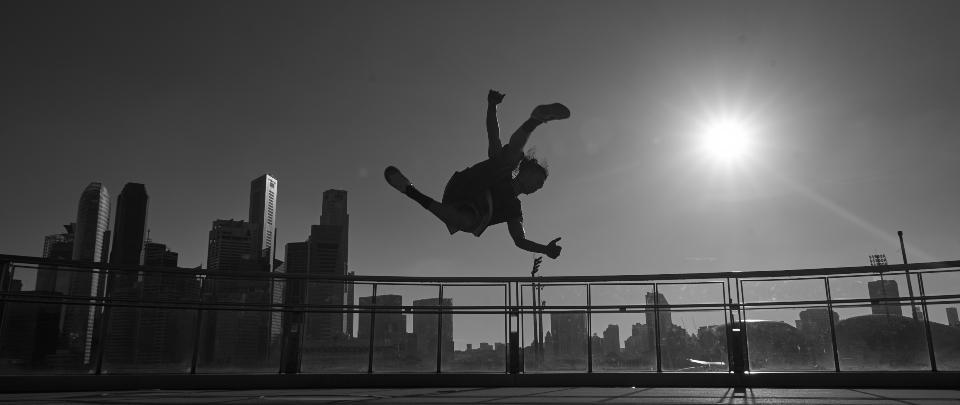 Falling for Dance