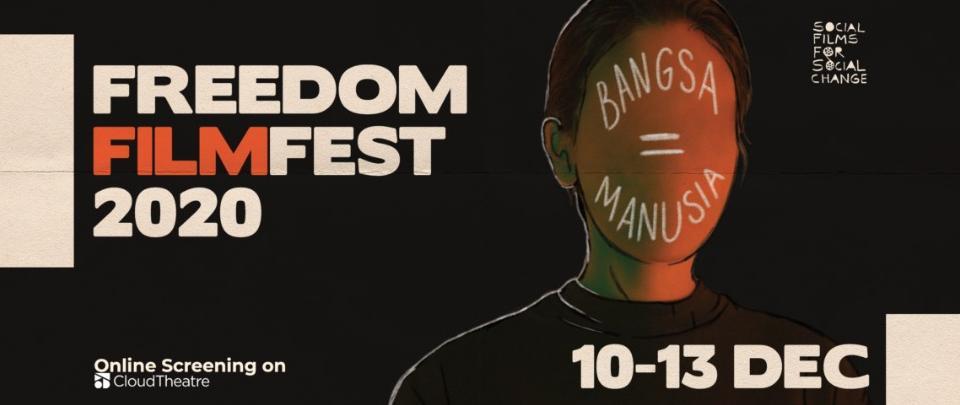 Freedom Film Fest 2020 - Bangsa: Manusia
