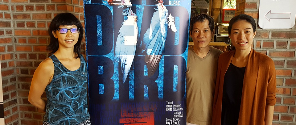 Butoh and the Dead Bird(s)