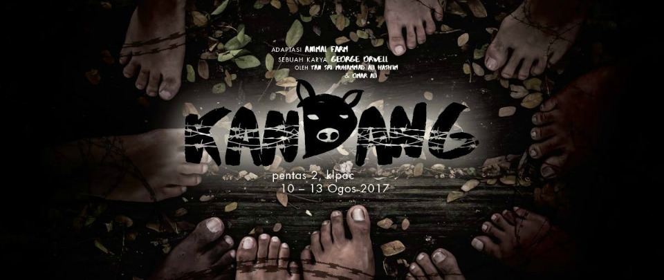 Animals in a Kandang
