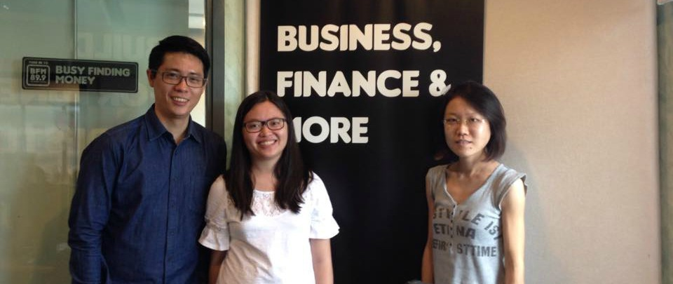 BFM: The Business Station - Podcast : Romancing with the