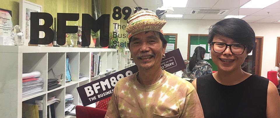 Preserving Sarawak Arts