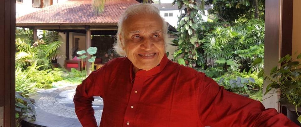 On the Indian Dancer, Ram Gopal