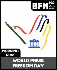 World Press Freedom Day - Centre of Indep Journalism Masjaliza Hamzah