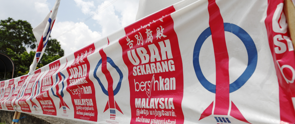 Uphill Battle To Attract Malay Voters