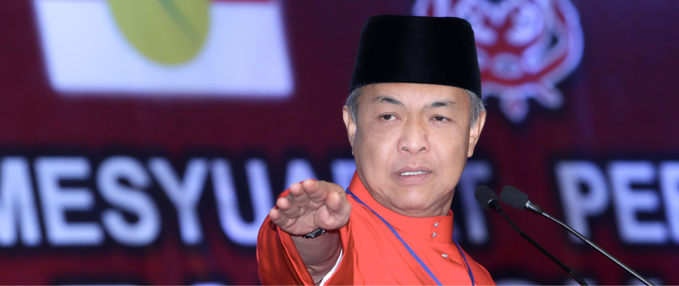 A Death Knell For Zahid's Umno?