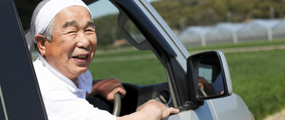 Healthy Ageing: Road Safety for Senior Drivers