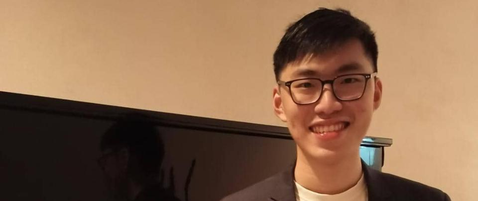 Zero Ong, Founder of JomStudy