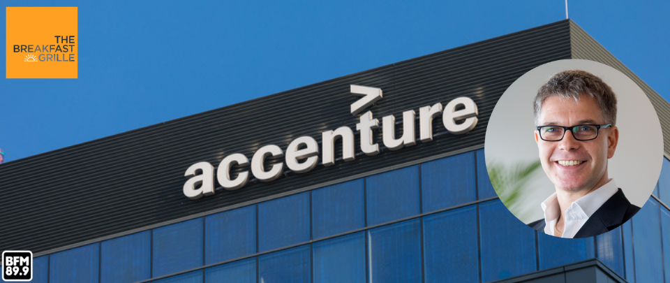 Accenture Interactive, Flying The Nest For Pastures Anew