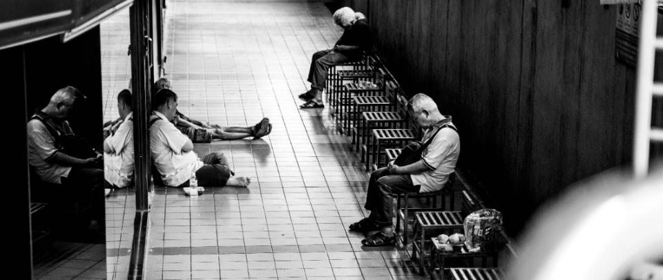 Pandemic Worsens Plight Of The Homeless