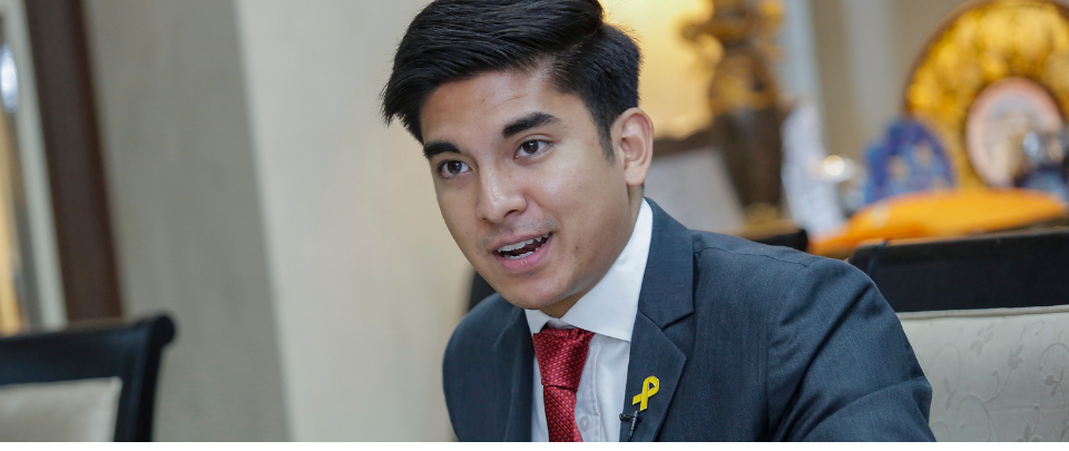 Syed Saddiq: No One Has The Number For Now