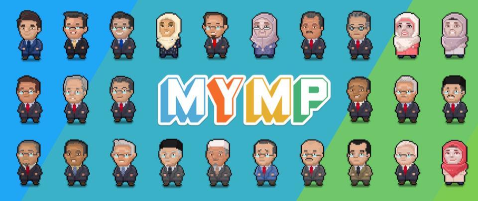Keep Your MPs Accountable Through a Video Game-esque Platform