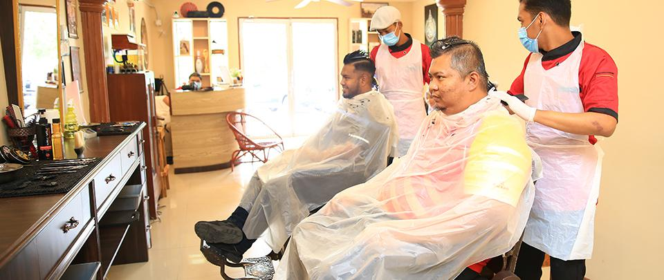 A Close Shave For Hairdressers' & Barbers' Survival