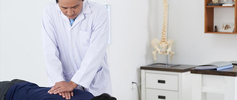 The Straw Breaking The Chiropractors' Backs
