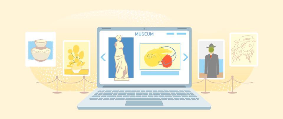 Art Communities Going Online