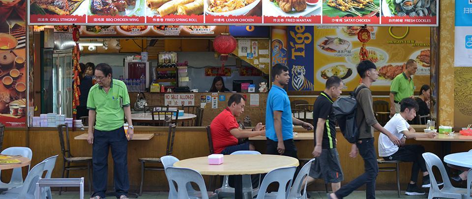 F&B Operators Postponing Dine-In