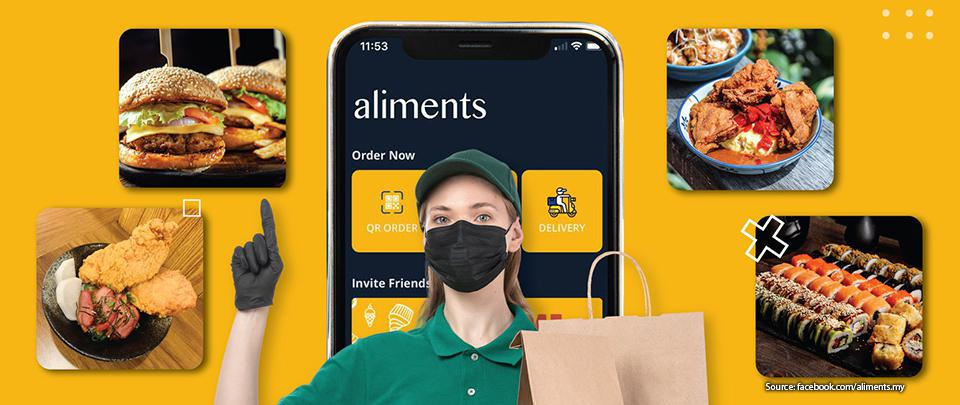 The Elements of Food Ordering