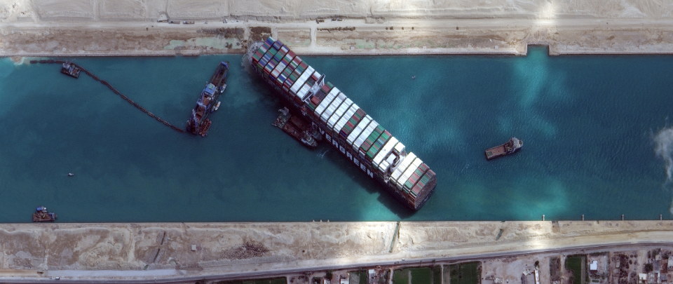 Suez Canal Blockage - Will Goods Become More Expensive?