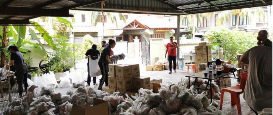 Pemulih Food Aid Package Prompts Feedback Hailstorm
