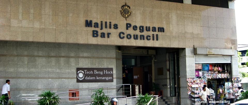 Malaysian Bar's Independence At Risk?