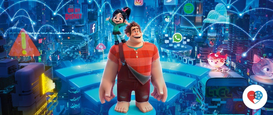 Ralph Breaks the Internet (At the Movies #470)