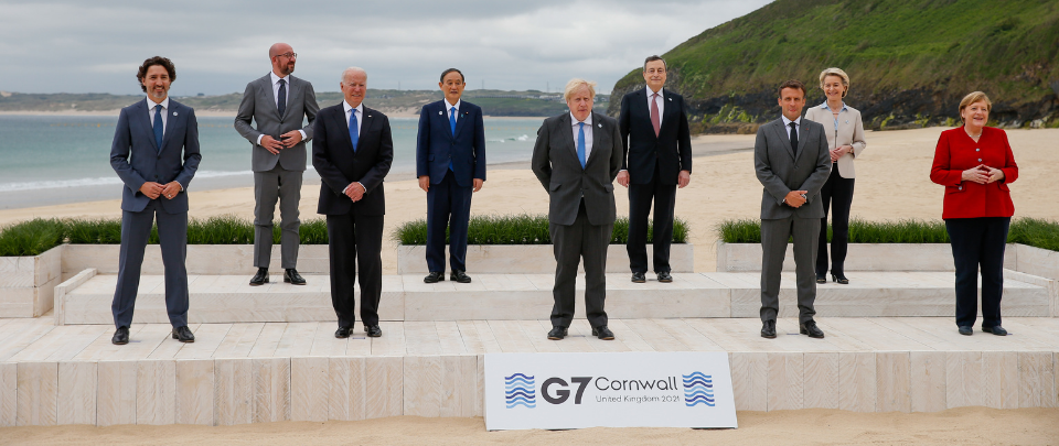 China, The G7 Common Enemy?