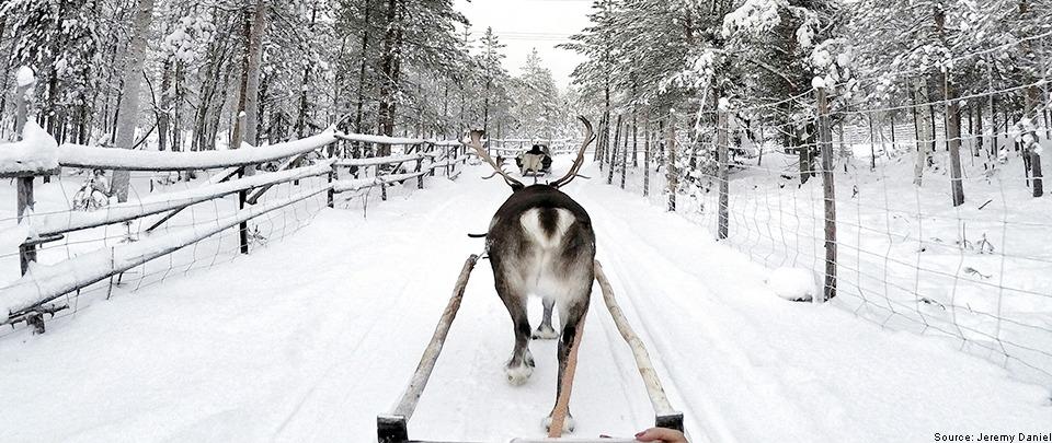 Ticket To Ride Episode 130: Winter Wonderland