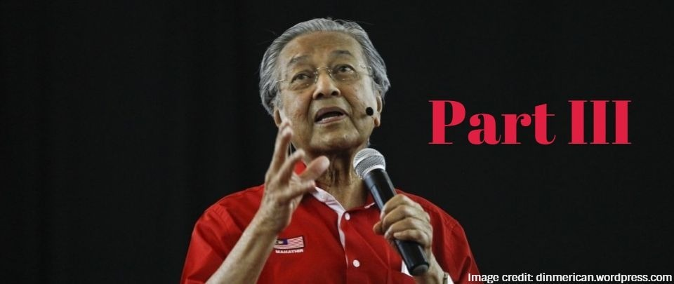 GE14 Pre-Polling Coverage Part 3
