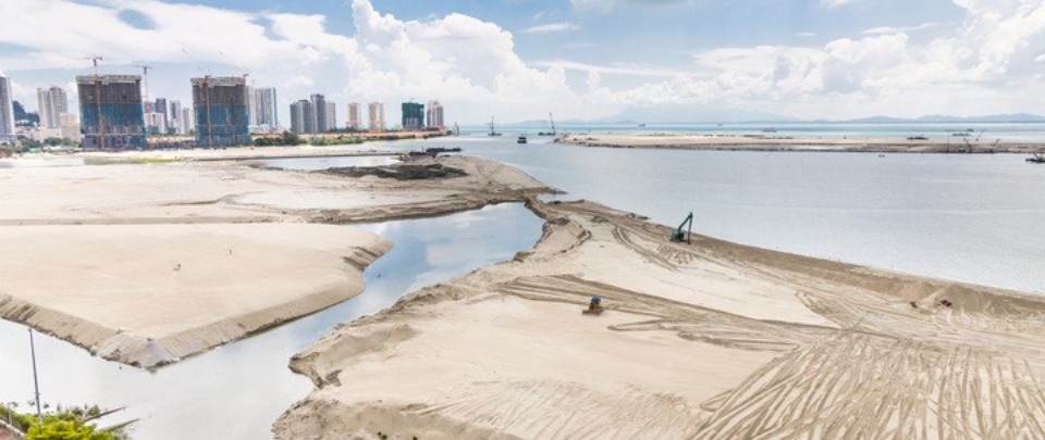Is Land Reclamation Necessary For Penang To Thrive?