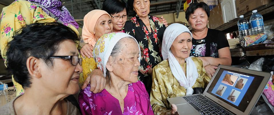 Preparing Malaysia For An Ageing Population