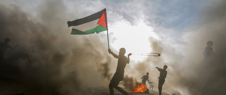 No Resolution In Sight For Israeli-Palestine Crisis?