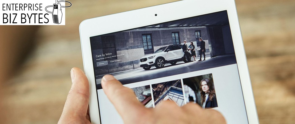 Yes, Volvo Is Now A Subscription Service
