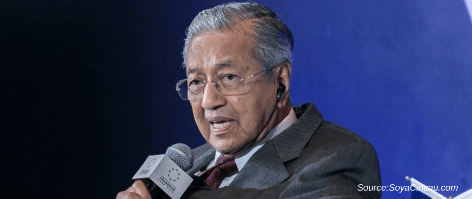 Tun Mahathir on Axiata-Telenor, Huawei, and Espionage
