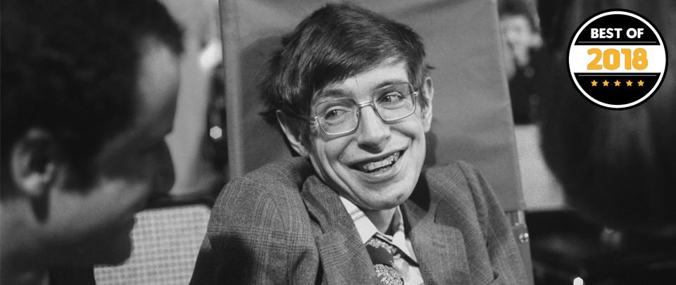 Geeks Squawk - Ep 337 (A Hawking Special)